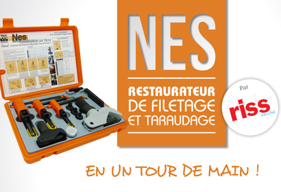 NES, Restaurateur de filetages